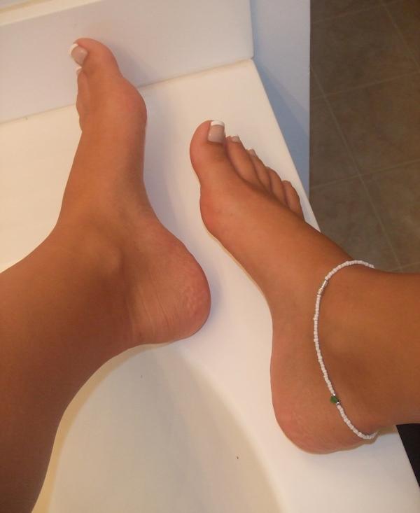 De mooiste voetjes ter wereld