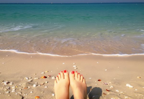 De ideaale voetjes voor een date